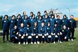 Scottish Football Team Photo 1974 Fotografisk tryk af  Staff
