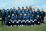 Scottish Football Team Photo 1974 Photographic Print by  Staff