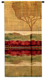 Autumn Collage II Wall Tapestry Wall Tapestry by Venter