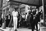 Rolling Stones at Longleat, 1964 Fotografisk trykk av Maurice Tibbles