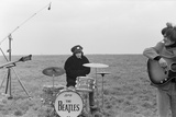 Beatle left out in the cold 3rd May 1965 Photographic Print by Maurice Tibbles