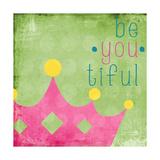 Be You Crown I Prints by  SD Graphics Studio