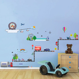 London Transport Wall Decal