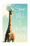 Stand Tall Lámina giclée prémium por Susan Bryant