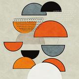 Half-sphere Posters af Vincent Oriol