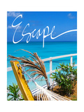 Escape Premium Giclee Print by Susan Bryant