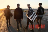 Fall Out Boy- Desert Walk Póster
