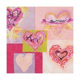 My Valentine I Premium Giclee Print by Karen Lucchese