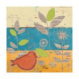 Le Jardin Press II Premium Giclee Print by Patricia Quintero-Pinto