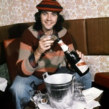 David Essex, 1975 Fotodruck von William Thornton
