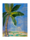 Tropical Palms II Posters by Robin Maria