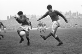 Nottingham Forest V Everton 1967 Photographic Print by  Thomas