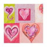 My Valentine II Premium Giclee Print by Karen Lucchese