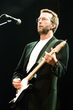 Eric Clapton in Sheffield 1993 Photographic Print by Jeremy Williams