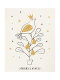 Three Days Holiday I Reproduction giclée Premium par  A Fresh Bunch