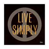 Love and Live II Premium Giclee Print by Patricia Pinto