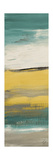 Flatlands Teal III Premium Giclee Print by Lanie Loreth