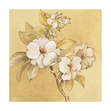 Fragrant Notes I Premium Giclee Print by Lanie Loreth