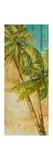 Beach Palm Panel I Premium Giclee Print by Patricia Quintero-Pinto