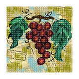 Fashion Fruit III Premium Giclee Print by Nicholas Biscardi