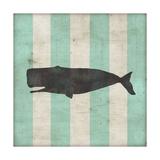 Striped Coastal IV Wydruk giclee premium autor A Fresh Bunch