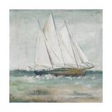 Cape Cod Sailboat II Giclée-Premiumdruck von Patricia Pinto