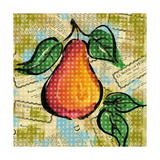 Fashion Fruit V Premium Giclee Print by Nicholas Biscardi