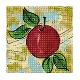 Fashion Fruit I Premium Giclee Print by Nicholas Biscardi