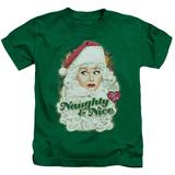Juvenile: Lucy- Santa Shirts