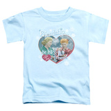 Toddler: Lucy- The Best Present Shirts