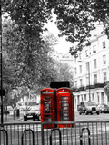 Telephone Photographic Print by Emily Navas