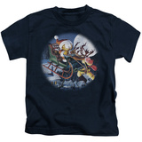 Juvenile: Garfield- Moonlight Ride T-shirts