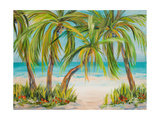 Palm Life Prints by Julie DeRice