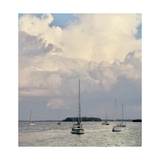 Long Boat Key Print by Robert Jones