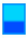 Blue and Aqua Prints by Shelley Lake