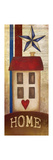 Welcome Home America II Premium Giclee Print by Elizabeth Medley