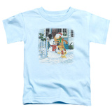 Toddler: Garfield- Snow Fun Shirts
