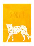 Safari Animal III Premium Giclee Print by Modern Kat