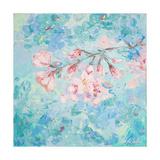 Yoshino Cherry Blossom II Premium Giclee Print by Ann Marie Coolick