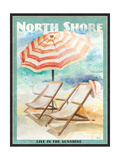 Shore Poster II Premium Giclee Print by Patricia Pinto
