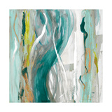 Coastal Bossa Nova I Premium Giclee Print by Lanie Loreth