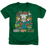 Juvenile: Garfield- Best Gift Ever T-Shirt