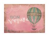Bon Voyage Premium Giclee Print by  Piddix