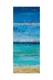 The Sea Panel II Premium Giclee Print by Patricia Quintero-Pinto