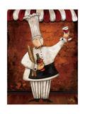 The Gourmets II Premium Giclee Print by Elizabeth Medley