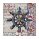 A Sailor's Life II Premium Giclee Print by Gina Ritter