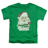 Toddler: Lucy- Santa Shirts