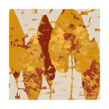 Spice Sunlit Marsh I Prints by Lanie Loreth