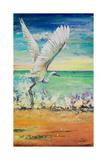 Great Egret I Affiche par Patricia Pinto