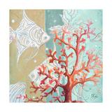 Coral Reef I Premium Giclee Print by Patricia Quintero-Pinto
